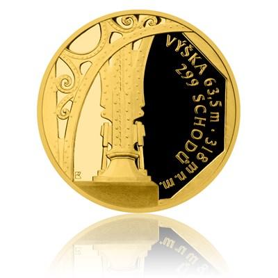 Averzní strana pamětní medaile neobsahuje nominální hodnotu.