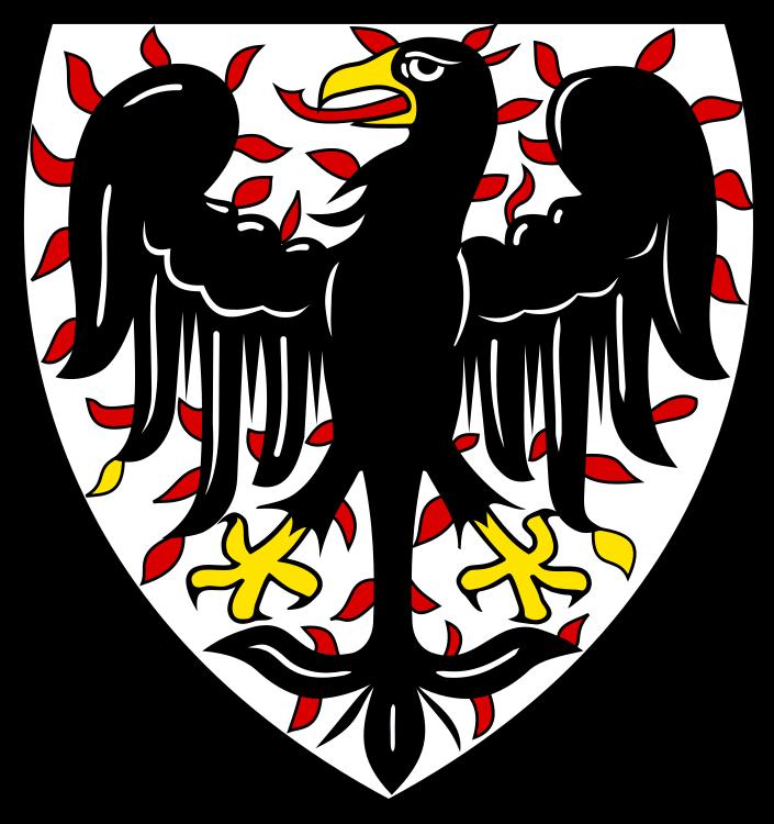 Plamenná orlice - erb Přemysla Otakara I.