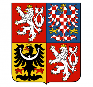 velký státní znak - In: Wikipedia: the free encyclopedia [online]. San Francisco (CA): Wikimedia Foundation, 2001- [cit. 2018-04-17]. Dostupné z: https://commons.wikimedia.org/wiki/File:Coat_of_arms_of_the_Czech_Republic.svg