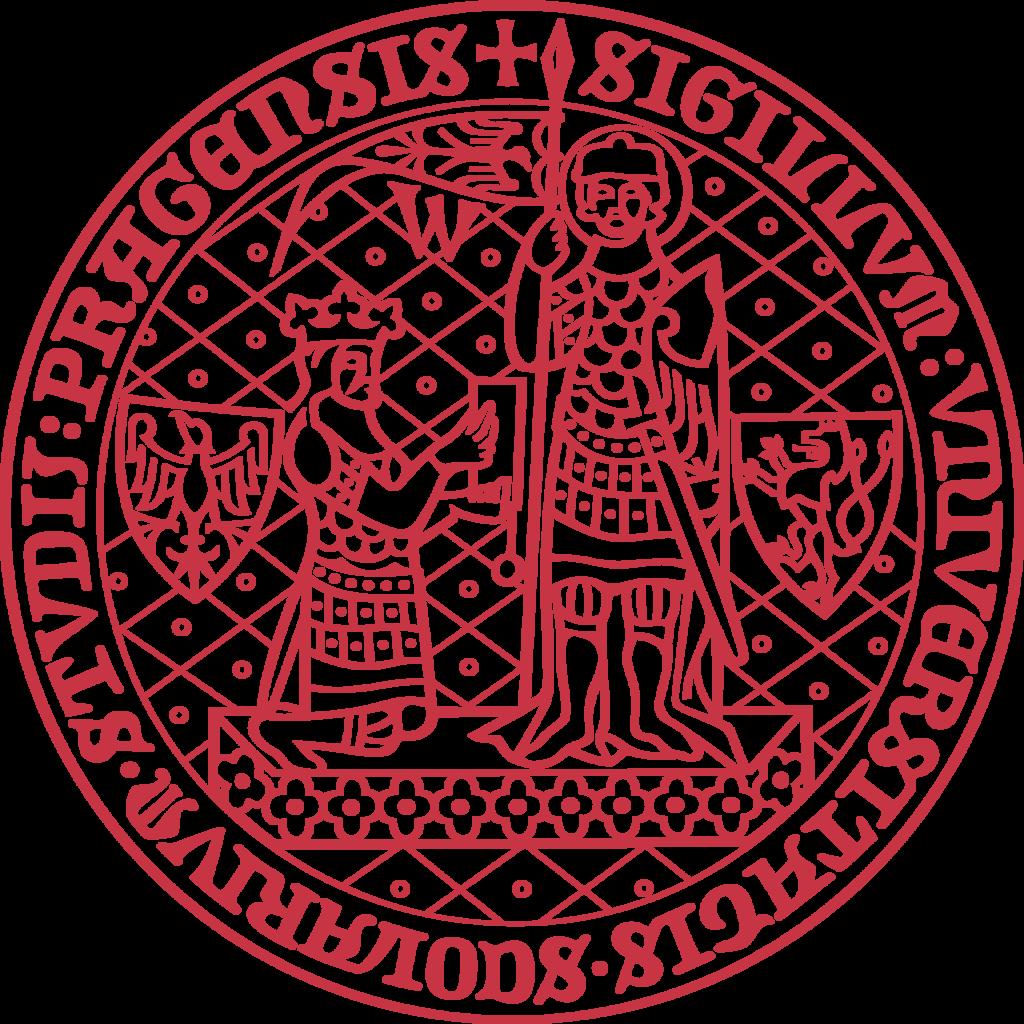 Logo Univerzity Karlovy