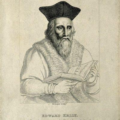 Rudolf II. Habsburský a Magistr Kelley