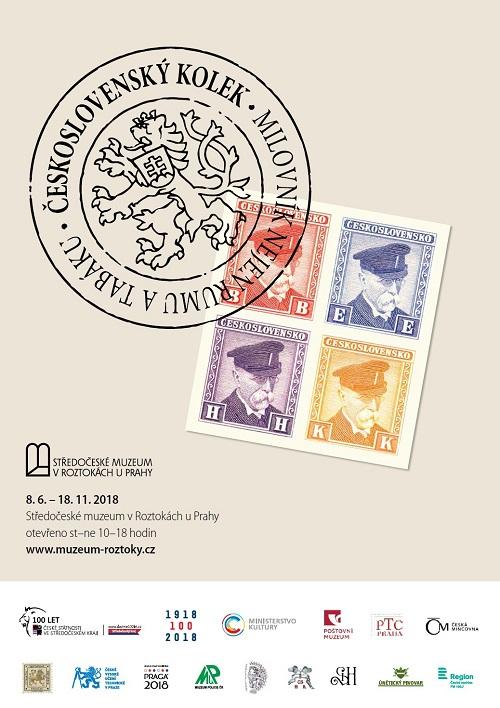 Československý kolek plakát