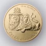 Výstava 25 let České mincovny v Jablonci nad Nisou