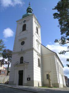 Kostel svaté Anny Jablonec nad Nisou