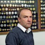 Autogramiáda Mgr. Petra Horáka v prodejně České mincovny v Praze