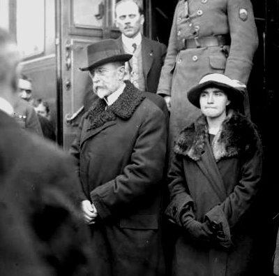 Návrat Tomáše Garrigua Masaryka do vlasti