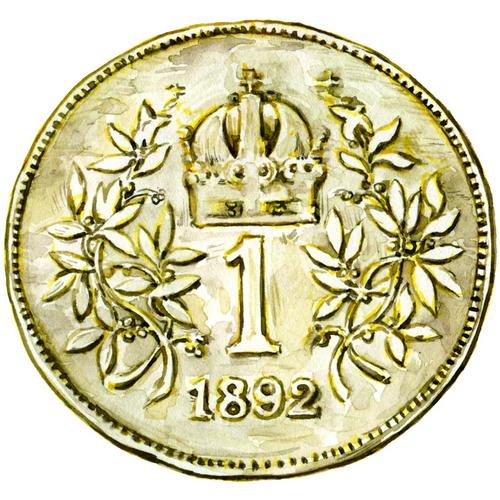 Rakousko-uherská koruna