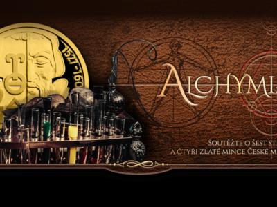 Alchymistická soutěž s mincovnou