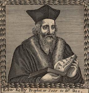 Alchymista Edward Kelley
