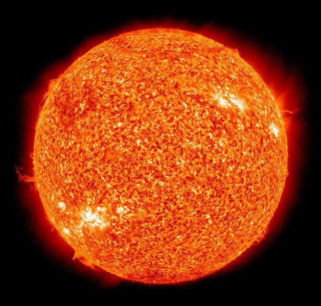 hvězda slunce
