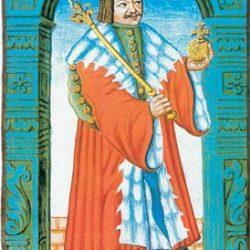 Jiří z Poděbrad - National Archives [Public domain], via Wikimedia Commons