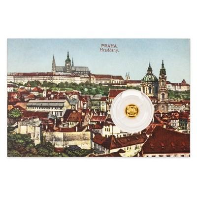 Česká mincovna na výstavě poštovních známek Praga 2018