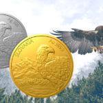 Unikátní investiční mince nese název Orel